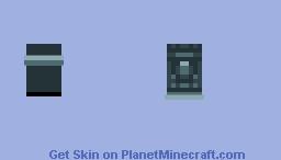 Flying Tombstone Minecraft Skin