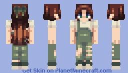 Gween uwu Minecraft Skin