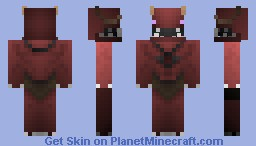 The Dark Demon Lord ( Better In Preview ) Minecraft Skin