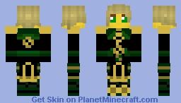 Lloyd (Legacy Fusion Armour) Minecraft Skin
