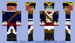 L'Manburg Salmon Minecraft Skin