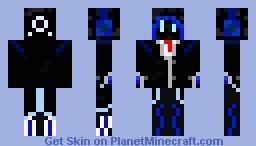 incarnation business suit Minecraft Skin