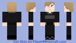 Logan 5 (Logan's Run) Minecraft Skin
