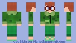 Logan Minecraft Skin