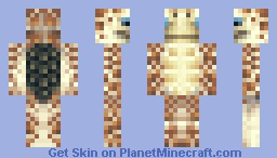 Loggerhead Sea Turtle Minecraft Skin