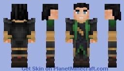 Loki - Avengers - (Revamped) Minecraft Skin