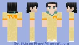 Loki - TVA Minecraft Skin