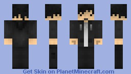 doctor who the 9th doctor Minecraft Skin