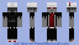 My Robot Clone Minecraft Skin