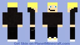 Thats me 2 Minecraft Skin