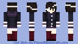 Lonely Minecraft Skin