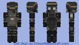 A Lone Stranger Minecraft Skin