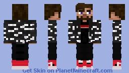 my drip steve skin Minecraft Skin