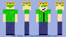 LordBobbinson Minecraft Skin