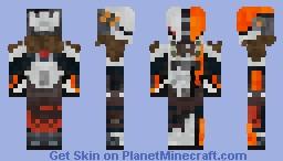 Destiny - Lord Shaxx 1.8+ Minecraft Skin