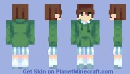 lore | heartbound Minecraft Skin