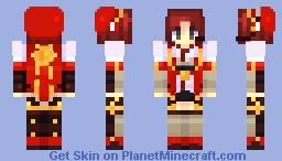 Lowee Soldier Minecraft Skin