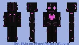 EnderNyash Minecraft Skin