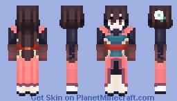 💮 Loyal Brave and True 💮 Minecraft Skin