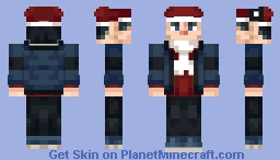 Lucas Minecraft Skin