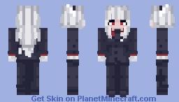 Lucifer [HellTaker] Minecraft Skin