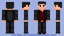 Lucifer (Netflix) Updated! Minecraft Skin