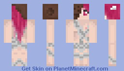 Lucy (Request) Minecraft Skin