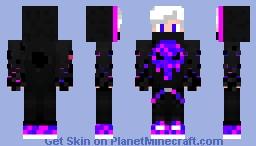 Galaxy Minecraft Skin