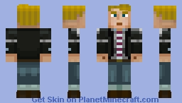 Lukas Minecraft Story Mode Season Two Minecraft Skin