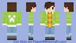 My Go-To Minecraft Skin