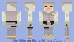 Luke Skywalker (HOTH HAT) [MOVIE] Minecraft Skin