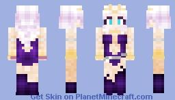 Moon Costume (Request) Minecraft Skin