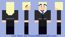 Luna Lovegood Minecraft Skin