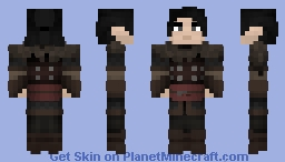 Lupus for Dantory Minecraft Skin