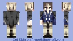 Fairy Tail | Laxus Dreyar (Alvarez Arc) Minecraft Skin