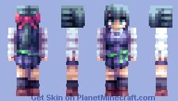 Constanze Braunschbank Albrechtsberger Minecraft Skin