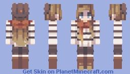 Autumn Chills // RCE Minecraft Skin
