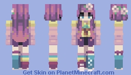 Lxnacorn - Fanskin Minecraft Skin