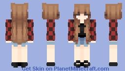 ~Lydia~ Minecraft Skin