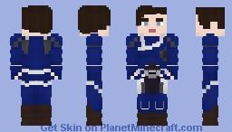 Lyla Michaels | Harbinger (COIE) - CW Minecraft Skin