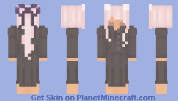 Take me back to the middle of nowhere Minecraft Skin