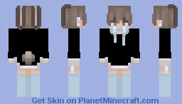 Lyn (Winter) Minecraft Skin