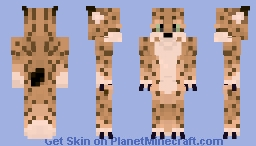 Lynx Minecraft Skin