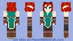 Lyrei Minecraft Skin