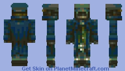M'ling | Island of Dr.Moreau Minecraft Skin