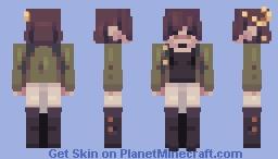 сэе M.V Minecraft Skin