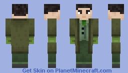 M02 Minecraft Skin