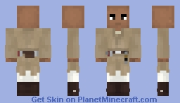 Mace Windu (Star Wars: EPISODE II) (1.8) Minecraft Skin