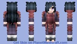 ~ Madara Uchiha | Edo | Rinnegan ~ Minecraft Skin