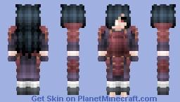 ~ Madara Uchiha | Edo | Sharingan ~ Minecraft Skin